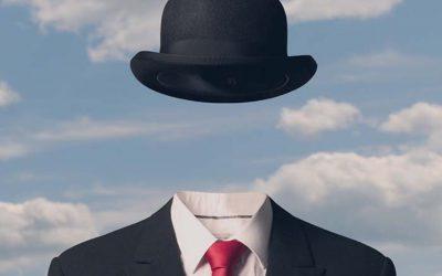 L'uomo è un essere invisibile